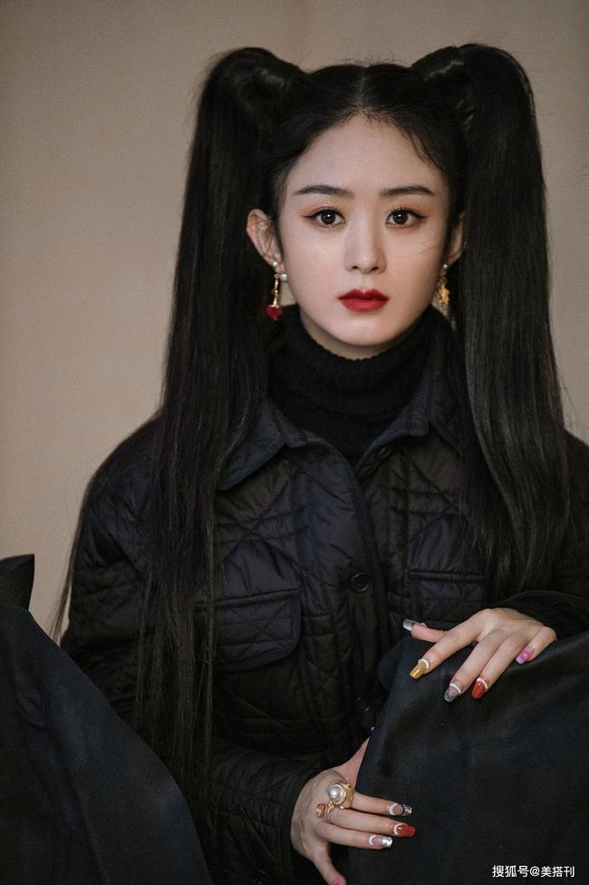 Kiểu tóc chí mạng của gái 30: Ngọc Trinh và Triệu Lệ Dĩnh đều thảm-1