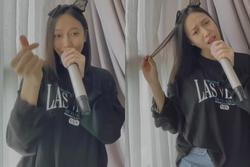 Diệu Nhi tự tin khoe bụng hậu sinh con khi cover 'LALISA'