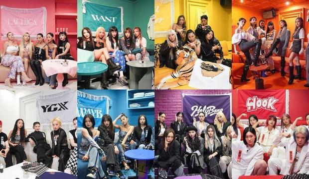 j-hope (BTS) được khen tinh tế khi ủng hộ một nhóm nhảy nữ-1