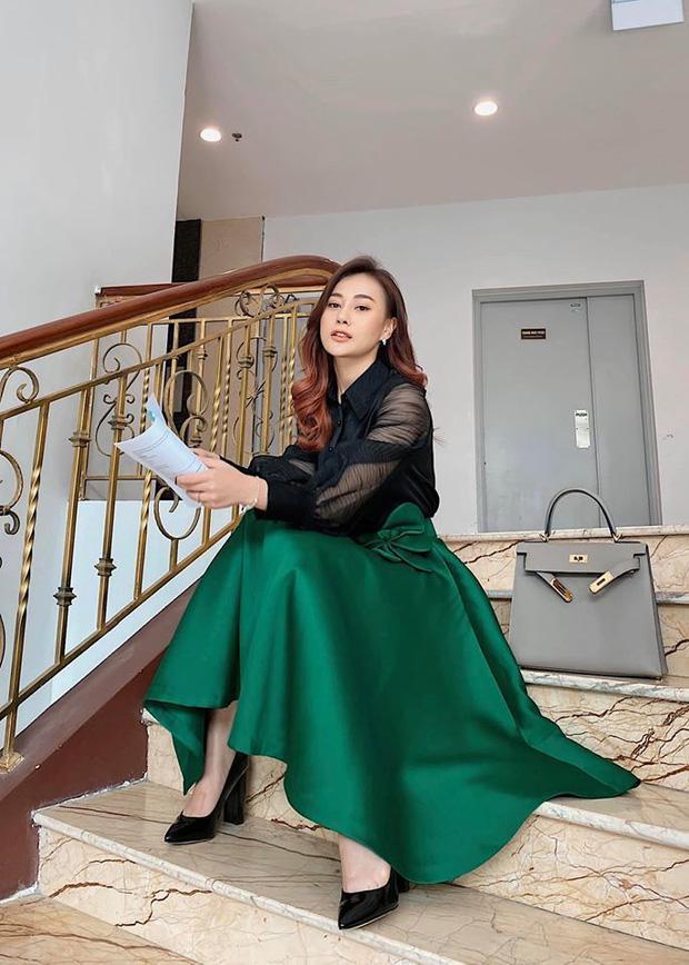 Trước Hương Vị Tình Thân, Phương Oanh từng có loạt outfit rất ổn-1