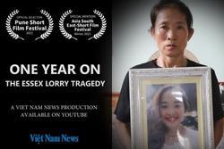 Phim về thảm án 39 người Việt trong container dự 3 LHP Quốc tế