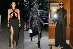 Chán khoe da thịt, Kim Kardashian đổi style kín mít không kẽ hở