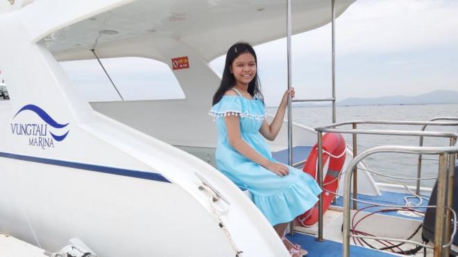 Check in bến thuyền buồm sang chảnh như ở trời Tây-7