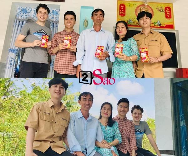 Chuyện tình xuyên biên giới ngọt lịm của thầy giáo Việt và trai Tây-7