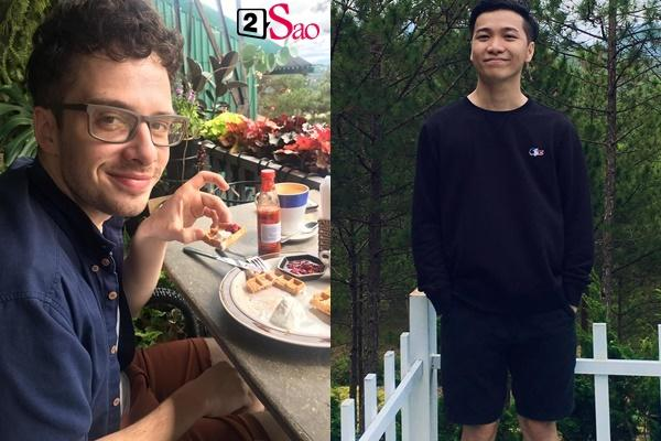 Chuyện tình xuyên biên giới ngọt lịm của thầy giáo Việt và trai Tây-1