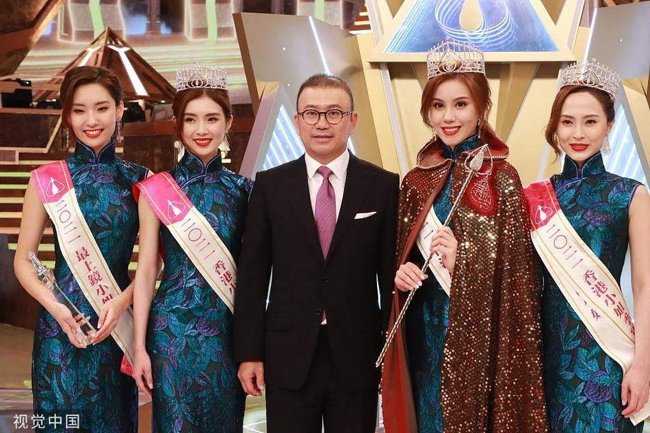 Cuộc thi Hoa hậu Hong Kong ngày càng mất giá-1