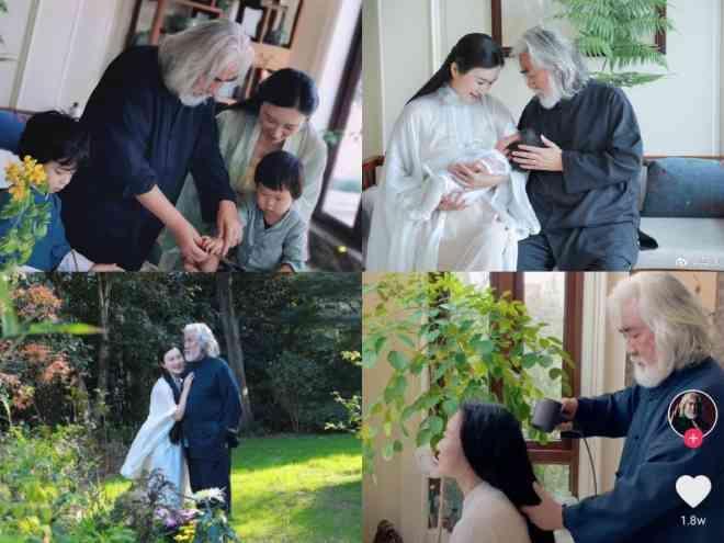 Ông trùm phim Kim Dung: Hết thời đi livestream bán vàng, 70 tuổi lấy vợ đáng tuổi con-6