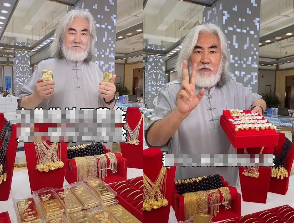 Ông trùm phim Kim Dung: Hết thời đi livestream bán vàng, 70 tuổi lấy vợ đáng tuổi con-9