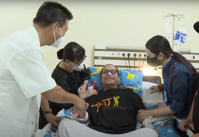 Vợ Trần Mạnh Tuấn: Tôi rơi nước mắt khi thấy chồng từ cõi chết trở về-2