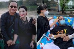 Vợ Trần Mạnh Tuấn: 'Tôi rơi nước mắt khi thấy chồng từ cõi chết trở về'