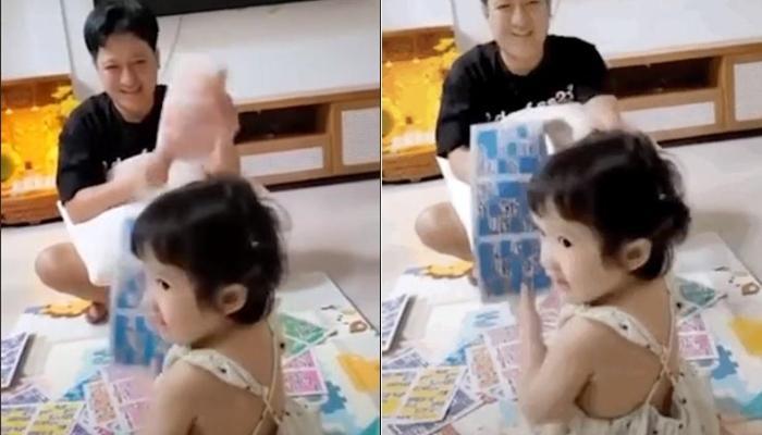 Con gái Trường Giang lần đầu xuất hiện full gương mặt-4