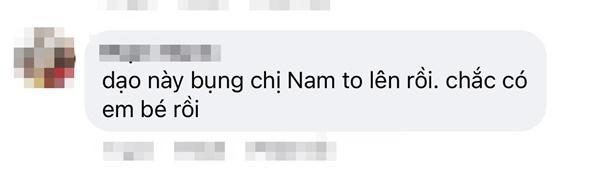 Nam Hương Vị Tình Thân lộ bụng to khi Long réo đến giờ ăn giò-9
