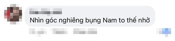 Nam Hương Vị Tình Thân lộ bụng to khi Long réo đến giờ ăn giò-12