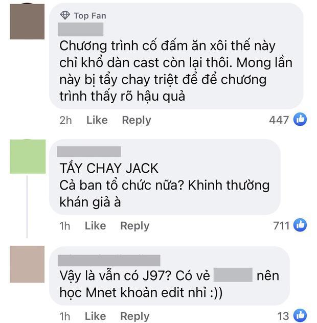 Fan thả icon phẫn nộ đỏ lòm show Running Man chỉ vì khen Jack-3