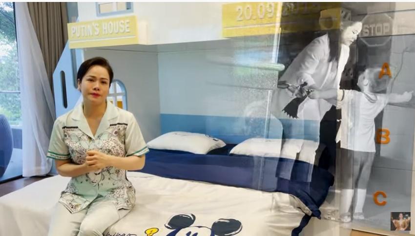 Nhật Kim Anh khóc mừng sinh nhật con, nhắc đến chồng cũ-2