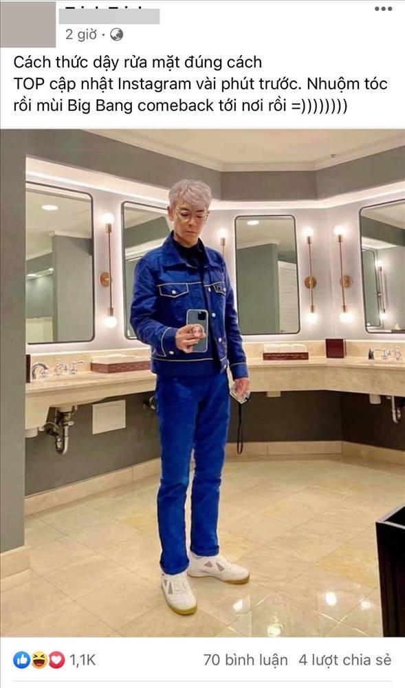 BIGBANG thật sự comeback: Fan soi T.O.P dùng chiêu cũ chào hàng!-2