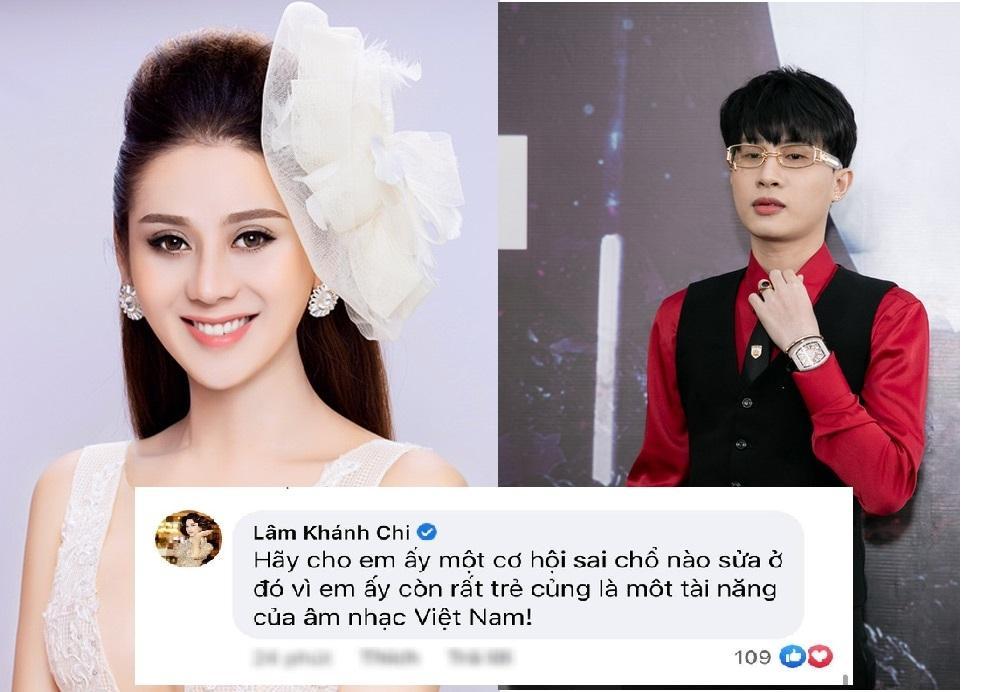 4 ồn ào Vbiz mới: Lâm Khánh Chi hóng không trượt phát nào-5