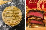Chiếc bánh Trung thu 'sặc mùi tiền', đỉnh nhất năm 2021