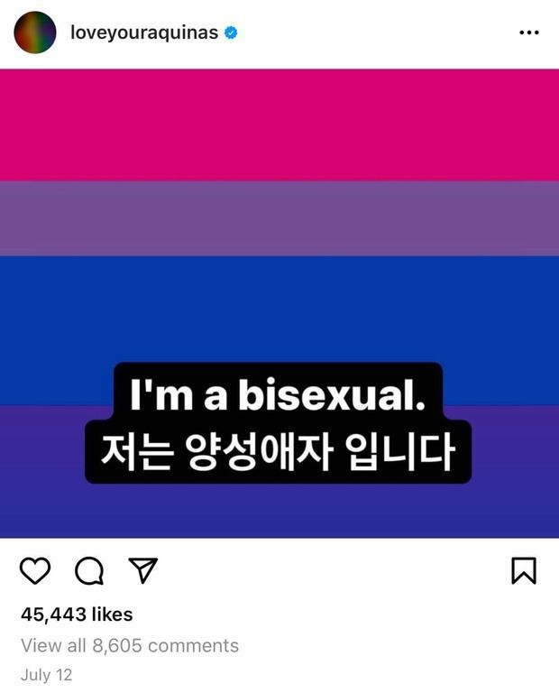 Idol Kpop công khai đồng tính: Come out bất chấp mọi chỉ trích-7
