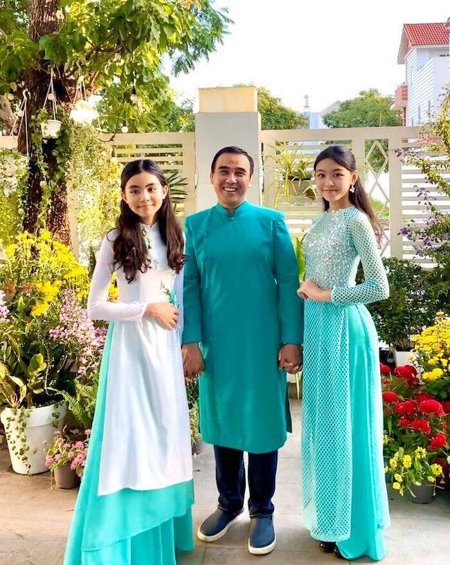 Nhan sắc đẹp như hoa hậu của con gái MC Quyền Linh ở tuổi 16-9