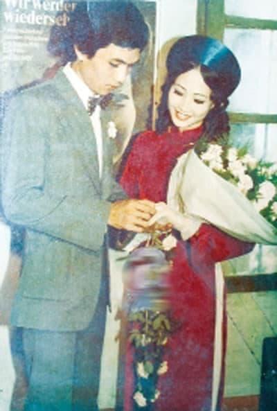 Đám cưới đời thực có 1-0-2 của bà Dần Hương Vị Tình Thân-3