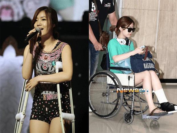Mina và Hwayoung: Trà xanh - rắn độc hủy hoại tương lai nhóm-12