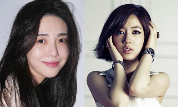 Mina và Hwayoung: Trà xanh - rắn độc hủy hoại tương lai nhóm-15