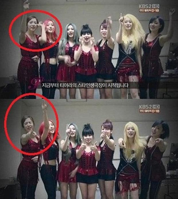 Mina và Hwayoung: Trà xanh - rắn độc hủy hoại tương lai nhóm-4