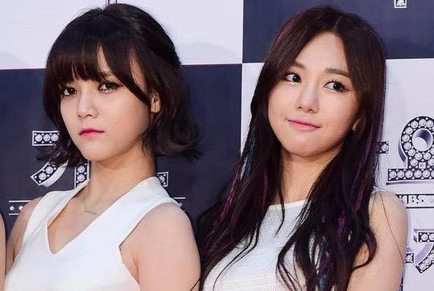 Mina và Hwayoung: Trà xanh - rắn độc hủy hoại tương lai nhóm-7