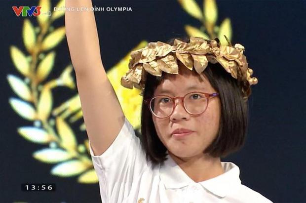 Olympia năm 21: Chỉ có 5 thí sinh nữ giành được vòng nguyệt quế-3