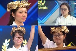 Olympia năm 21: Chỉ có 5 thí sinh nữ giành được vòng nguyệt quế