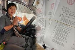 Giang Kim Cúc tung xấp sao kê gần 2 tháng hết 2,5 triệu tiền giấy in