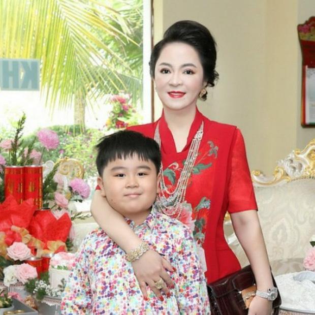 Bà Phương Hằng tuyên bố chuyện vui liên quan tỷ phú 9 tuổi-2