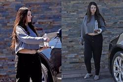 Không nhận ra Selena Gomez với thân hình phát phì
