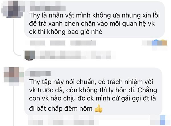 Hương Vị  Tình Thân: Thy đòi ly hôn Huy, tình cũ lại chịu khổ?-3