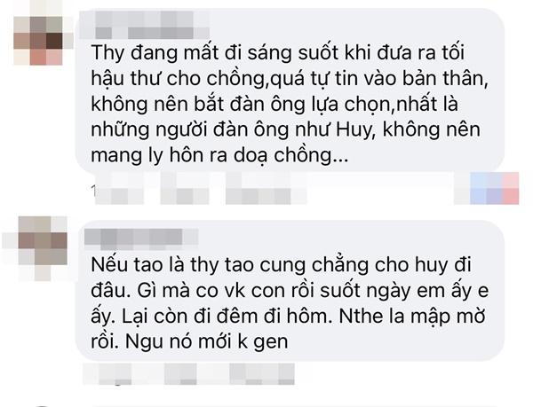Hương Vị  Tình Thân: Thy đòi ly hôn Huy, tình cũ lại chịu khổ?-6