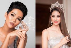 H'Hen Niê - Phạm Hương cùng thi một mùa: Ai sẽ là hoa hậu?