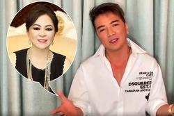 Công an TP HCM đã nhận đơn Đàm Vĩnh Hưng kiện bà Phương Hằng