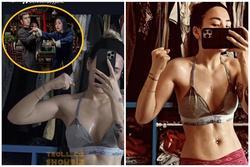 Du Uyên khoe body như lực điền, netizen: Đạt G 'tới công chiện'