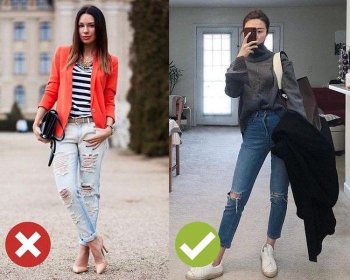8 sai lầm khi mặc quần jeans 90% phái đẹp mắc phải-3