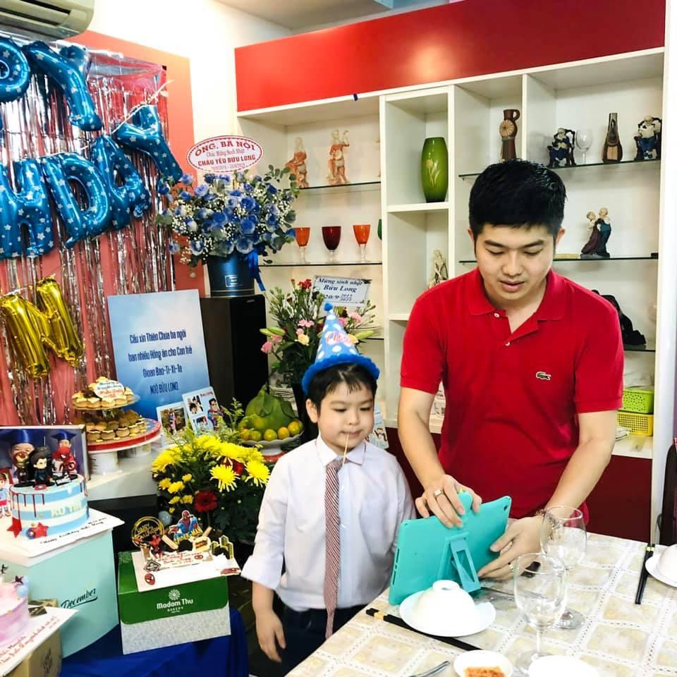 Chồng cũ không quên Nhật Kim Anh trong tiệc sinh nhật con-12