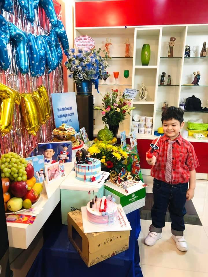 Chồng cũ không quên Nhật Kim Anh trong tiệc sinh nhật con-10