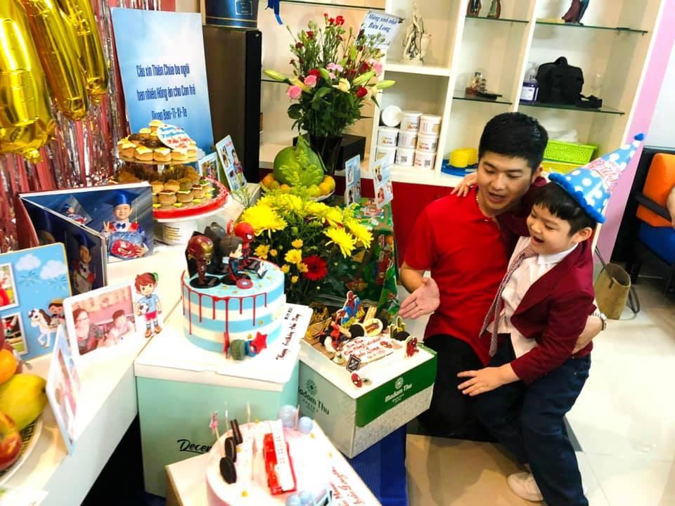 Chồng cũ không quên Nhật Kim Anh trong tiệc sinh nhật con-11