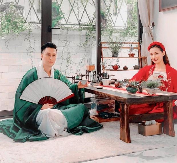 Quỳnh Nga hóa chị Hằng khoe bưởi, tránh sống ảo với Việt Anh-7