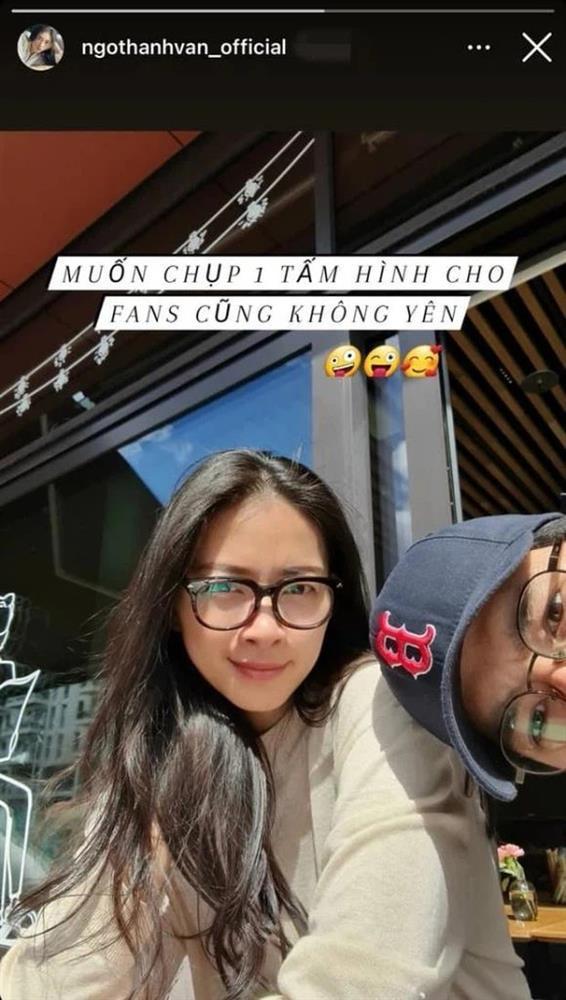 Huy Trần lần đầu công khai ảnh bên Ngô Thanh Vân-8