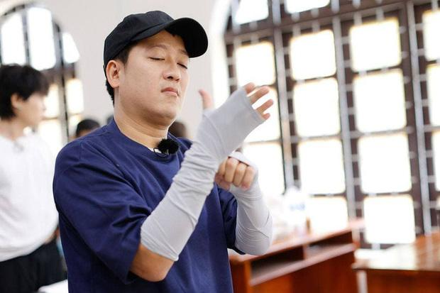 Ngoài Jack, Trường Giang cũng lạc lõng với dàn Running Man Việt-1