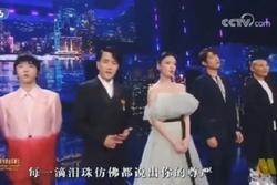 Chồng cũ, tình địch, tình cũ của Dương Mịch chung sân khấu