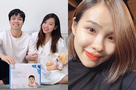 Động thái Viên Minh sau 1 tháng sinh con cho Công Phượng