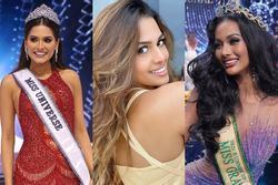 Lộ 4 mỹ nhân tranh giải 'Hoa hậu của các hoa hậu 2020'