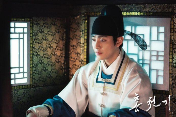 Phim của Kim Yoo Jung và Ahn Hyo Seop là siêu phẩm cổ trang 2021-6